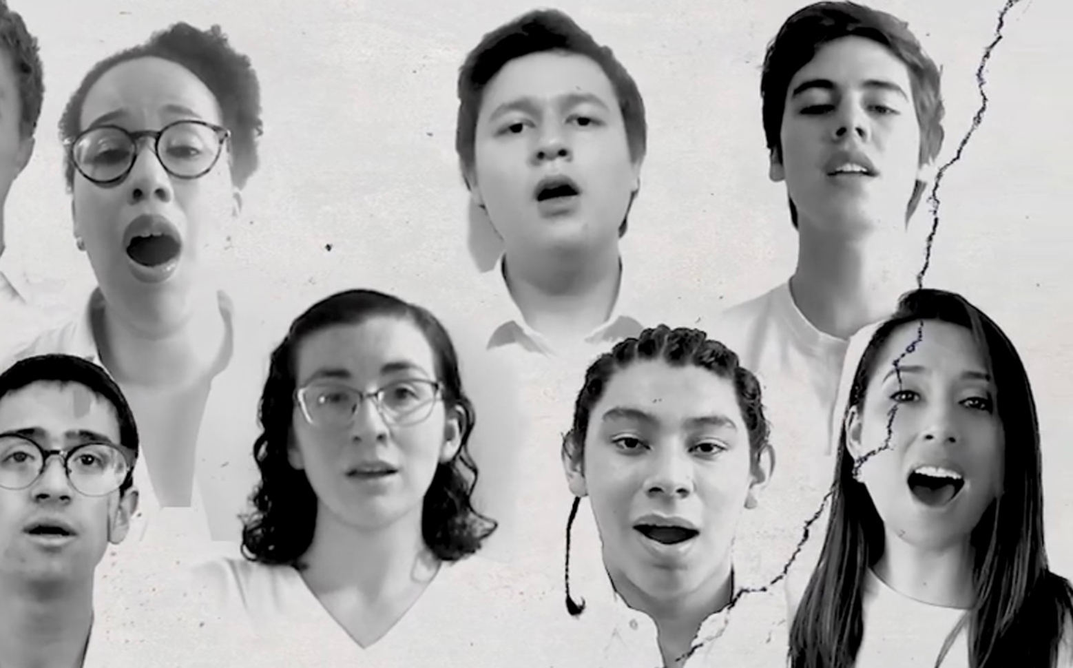 "Coros Uniandinos se unen para cantar ""Para la guerra, nada"""