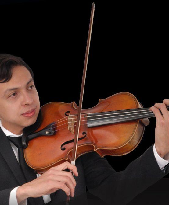 Luis Angel Mendieta, viola