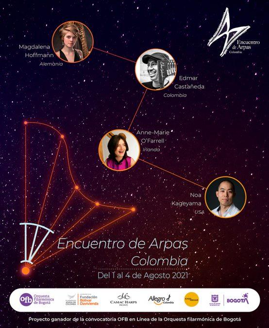 IV Encuentro de arpas de Colombia