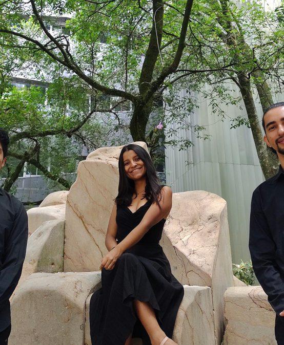 Trío Contempo – clarinete, violonchelo y piano (Colombia)   Concierto del mediodía