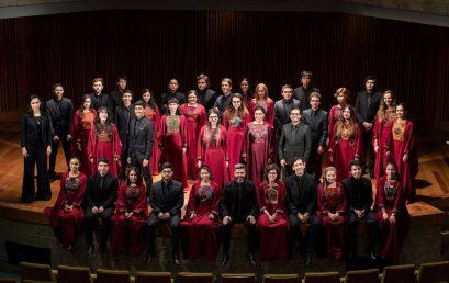 Audiciones para cantar en los coros de la Universidad de los Andes en 2021-2