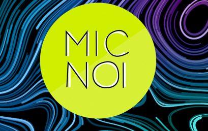 Organización de festivales musicales de manera virtual, con Micnoi  | Podcast Pa' hablar de arte