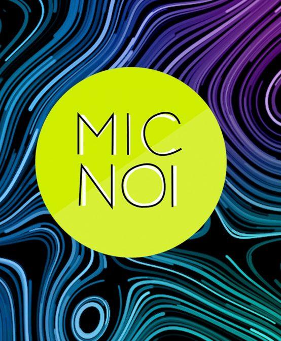Organización de festivales musicales de manera virtual, con Micnoi    Podcast Pa' hablar de arte