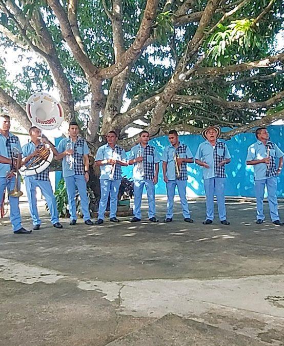 Concierto del mediodía: Súper Banda de Colomboy (Colombia)