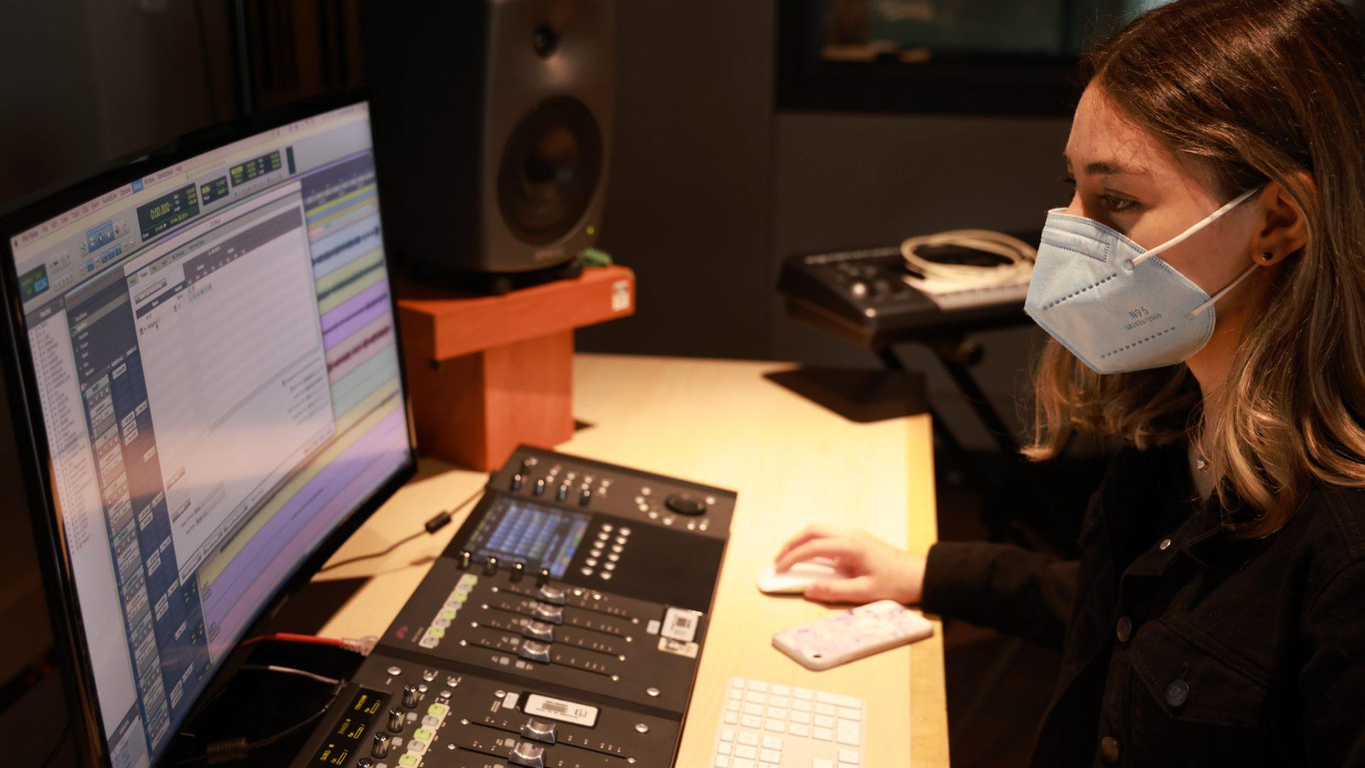 Estudio de grabación W 5.1
