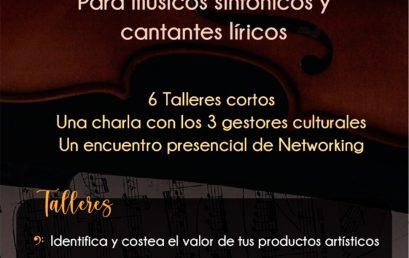 Herramientas digitales para músicos sinfónicos y cantantes líricos
