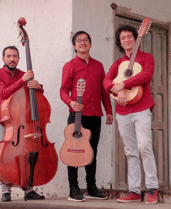 Concierto del mediodía: Bredunco, ensamble de música colombiana
