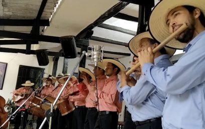 Mastales, chirimía caucana urbana (Colombia)   Concierto del mediodía