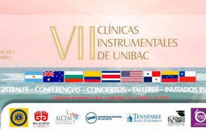Clínicas instrumentales 2021 | Unibac