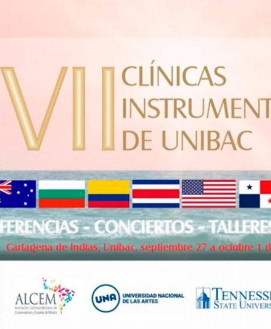 Clínicas instrumentales 2021   Unibac