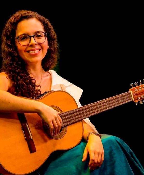 Concierto del mediodía: María Isabel Mejía, cantautora (Colombia)